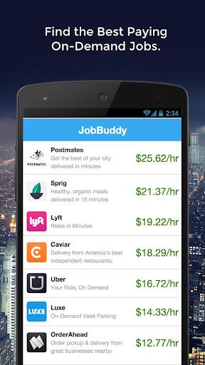 JobBuddy