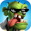 Clash of Zombies 2: Зомби апокалипсис icon