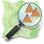 OSM Peak Finder
