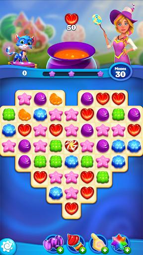 Crafty Candy – Match 3 Magic Puzzle Quest screenshot 6