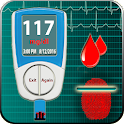 Blood Sugar Detector Prank icon