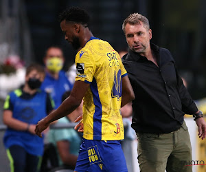 """Junior Pius, remplacé après 30 minutes contre la Gantoise: """"C'est ma faute, pas la sienne"""""""