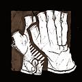指あきのパレード用手袋