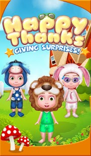 Happy Thanks Giving Surprises- screenshot thumbnail