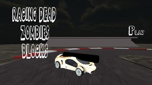 Racing Dead Zombies Blocks