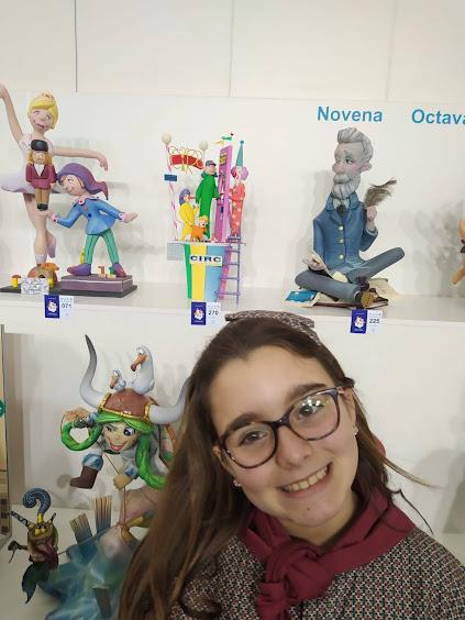 Cuenca Tramoyeres en la Exposición del Ninot
