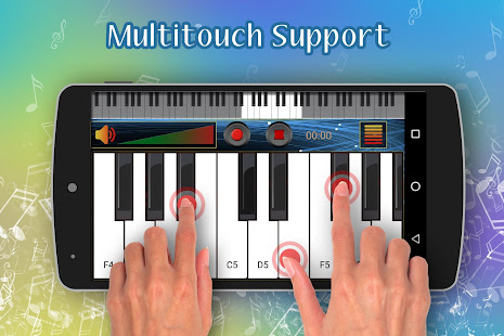 real piano keyboard apps on google play. Black Bedroom Furniture Sets. Home Design Ideas