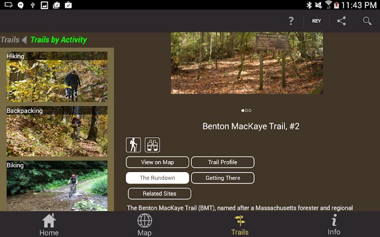 android Conasauga Ranger District Screenshot 12