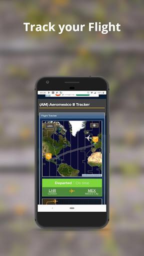 Malaga Airport: Flight Information 5.0.4.0 screenshots 2