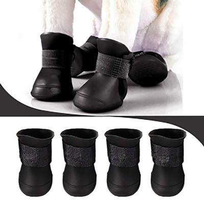Wowobjects® Anti-Slip Waterproof Dog Shoe Best Dog Boots In India