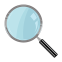 Smart Magnifier Glass - Magnifier Camera icon