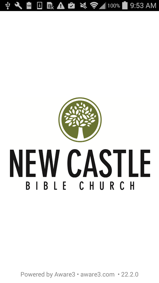 New Castle Bible Church- screenshot
