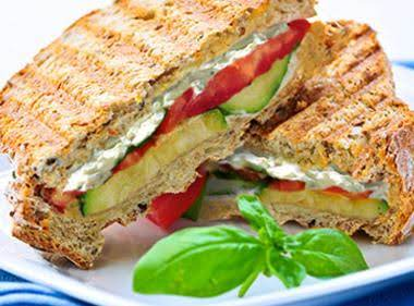 Feta-touille Panini Recipe
