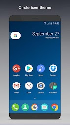 O Launcher 8.0 for Android™ O Oreo Launcher APK screenshot thumbnail 5