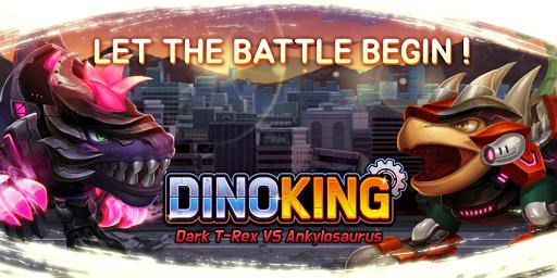 Dino King Dark T-Rex VS Ankylo 1.0.8 screenshots 1