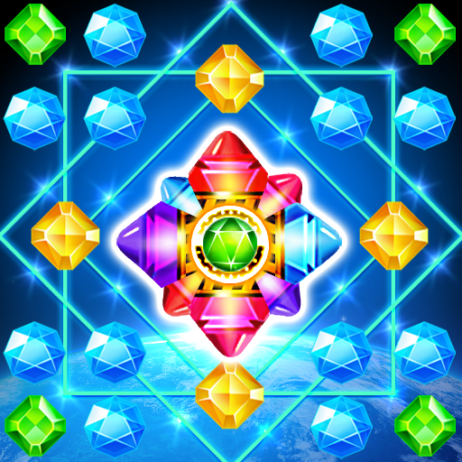 Jewel Crush - Classic Puzzle