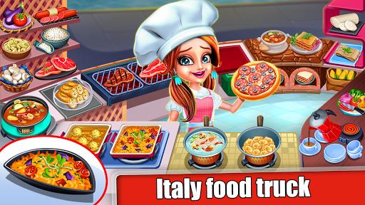 Cooking Express : Food Fever Craze Chef Star Games screenshots 12