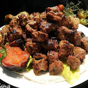 Beef BBQ Plate