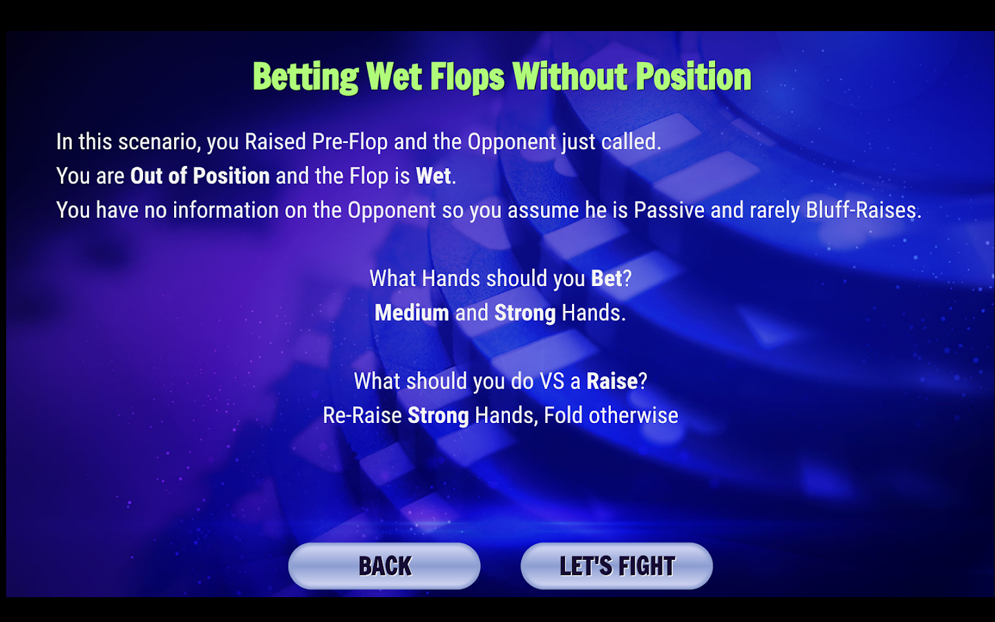 Poker Fighter - Free Poker Trainer- screenshot