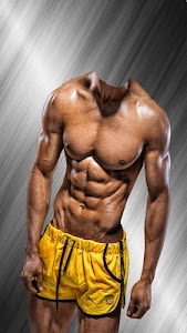 Gym Body Photo Maker screenshot 1