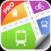 NYC Subway,Bus,Rail,Bike Maps