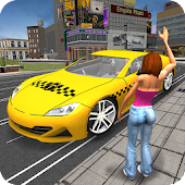 Taxi Simulator Driving 3D