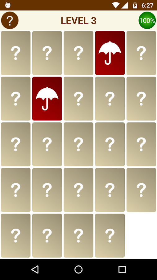 Memory Power Builder : Find Matching Pairs Puzzle- screenshot