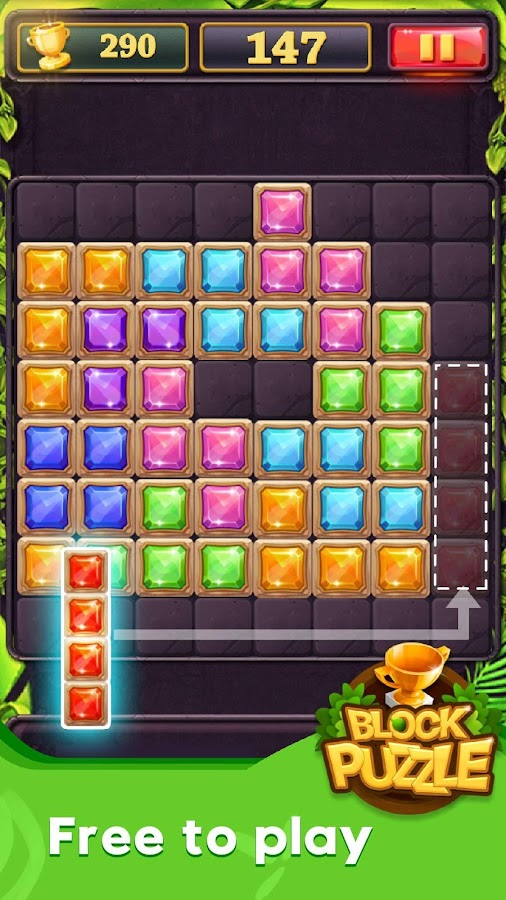 Block Puzzle Jewel Android Apps On Google Play