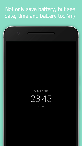 Blackr - AMOLED Screen Off screenshot 4