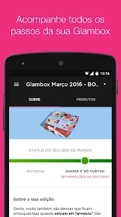 Glambox- screenshot thumbnail