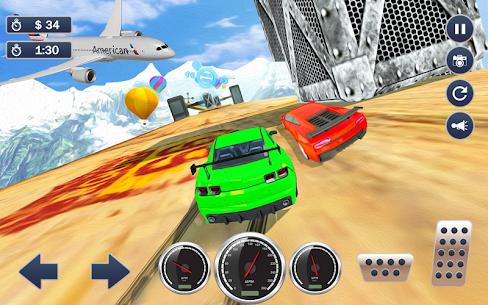 Mega Ramp Car Simulator – Impossible 3D Car Stunts 7