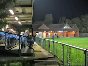 Photo: 29/10/13 v Ascot United (Hellenic League Premier Division) 2-2 - contributed by Leon Gladwell
