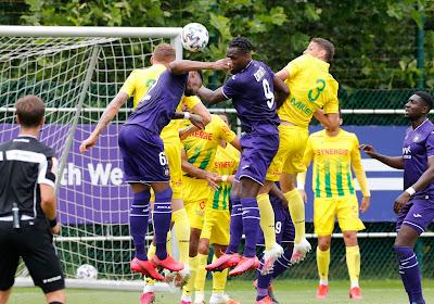 Anderlecht doit-il s'inquiéter ? Il y aurait cinq nouveaux cas positifs au FC Nantes