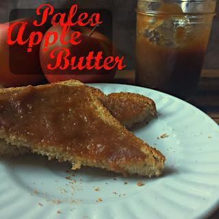 Paleo Apple Butter