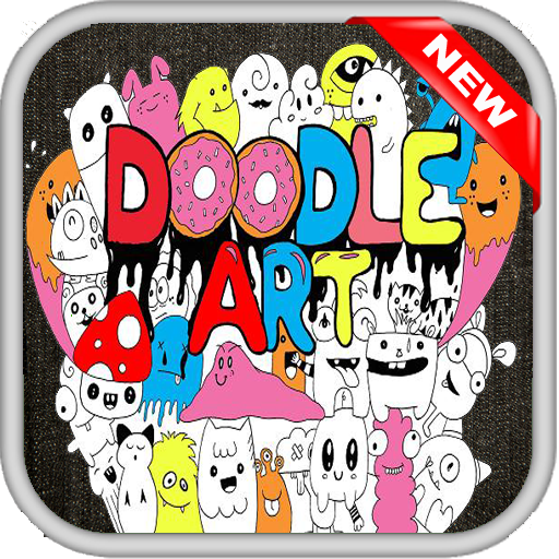 Doodle Art Ideas 遊戲 App LOGO-APP開箱王
