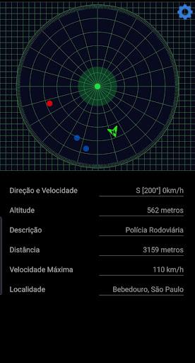 Radar Advisor screenshot 2