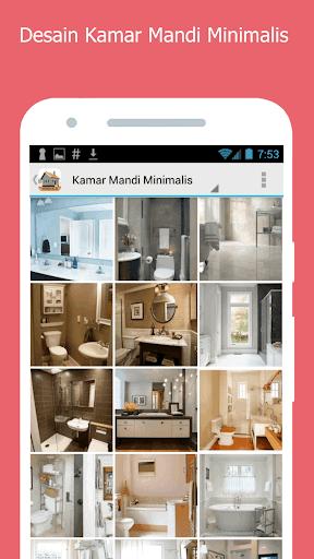 Desain Rumah Minimalis 2017 screenshot