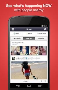 Chat, Meet People - Moco - screenshot thumbnail