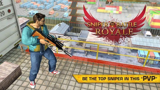 Sniper Royale Screenshot