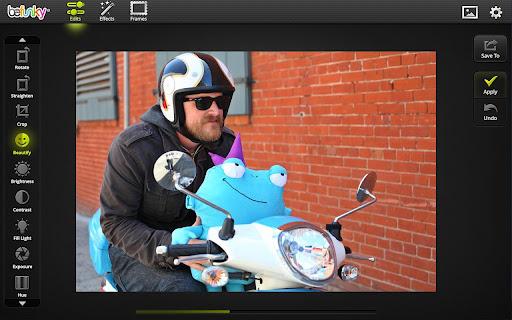 BeFunky Photo Editor - Tablets screenshot 1