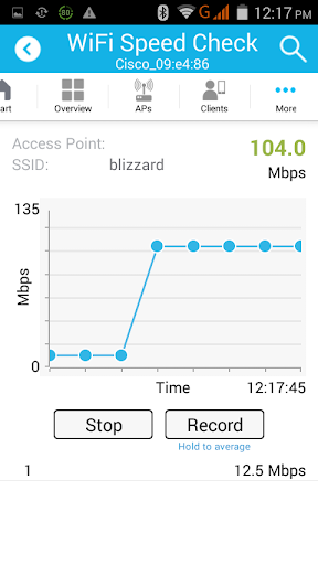 Cisco Wireless screenshot 8