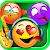 Pop Emoji Music - Match Three file APK Free for PC, smart TV Download