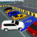 SUV Parking Game; Car Driving Adventure icon