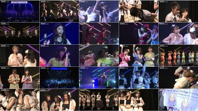 190910 (1080p) HKT48 チームKIV「制服の芽」公演 運上弘菜 生誕祭 DMM HD