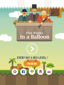 5 Weeks in a Balloon - Premium v1.4