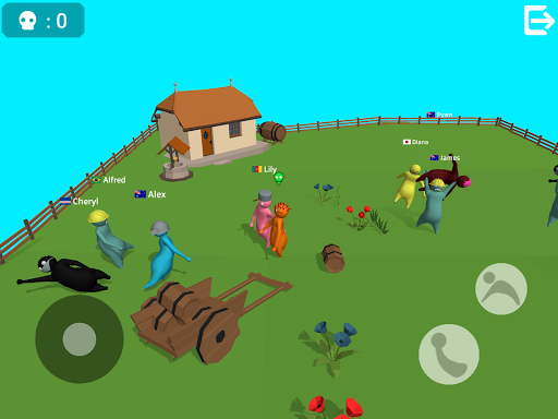 Noodleman.io - Fight Party Games apkpoly screenshots 10