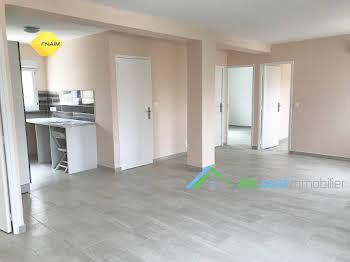 Appartement 4 pièces 95,29 m2