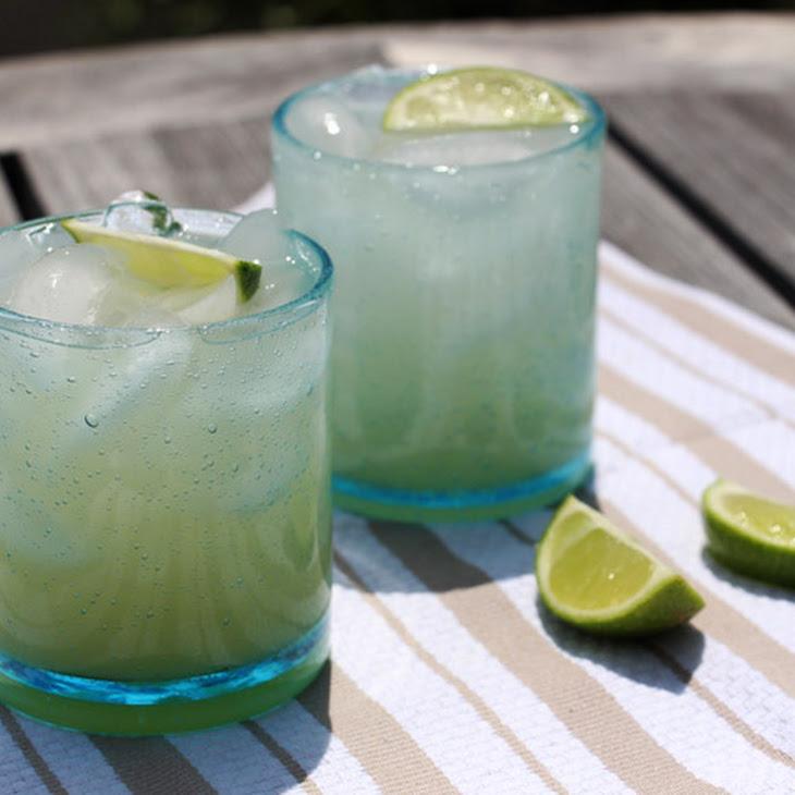 Sunshine Tequila Colada