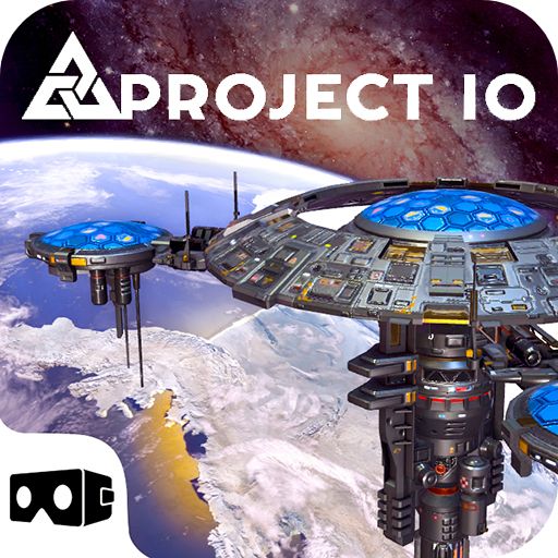Project IO: Star Battleships Scifi Game