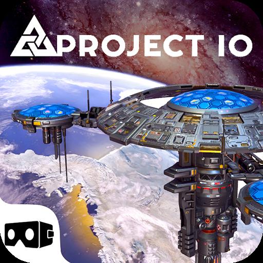 Project IO: Star Battleships Scifi Game